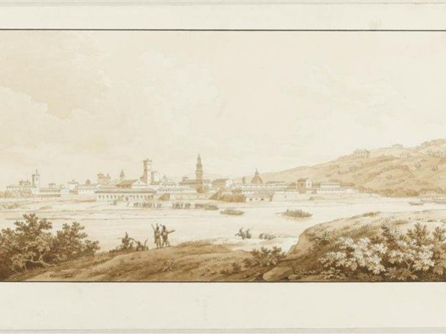 Ingresso truppe Napoleone a Casale Monferrato